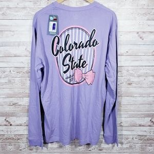 Colorado State Long sleeve T-Shirt